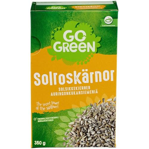 SOLSIKKEKJERNER GO GREEN 350GX12PK