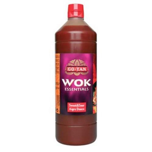 WOKSAUS SWEET & SOUR 1,18KGX6STK HAUGEN