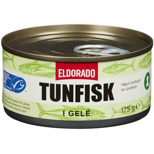 TUNFISK I GELE 175GX12BX ELDORADO