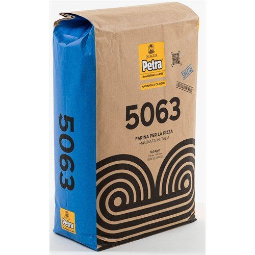 MEL FARINA PETRA 5063 TIPO 0 12,5KG