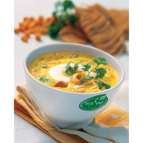 SUPPE 100% INDIAN CURRY 2,5LX4STK KNORR