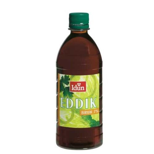 EDDIK BRUN 7% 0,6LX10STK IDUN