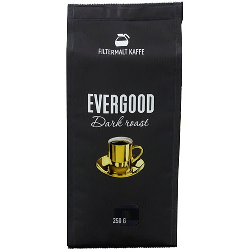 EVERGOOD DARK ROAST FILTERMALT 250GX24POS