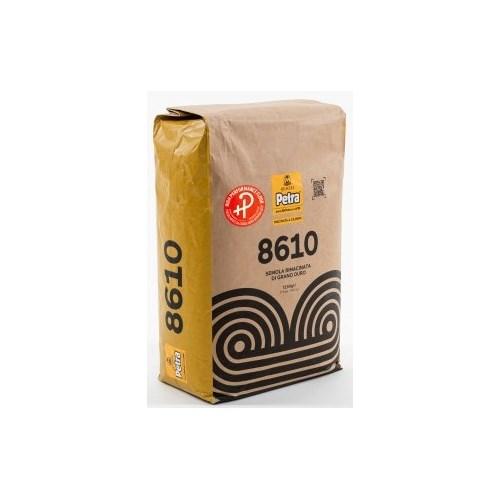 MEL FARINA PETRA 8610 SEMOLA REMAC 12,5KG