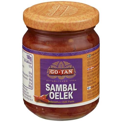 CHILIPASTE SAMBAL OELEK 100GX6GL