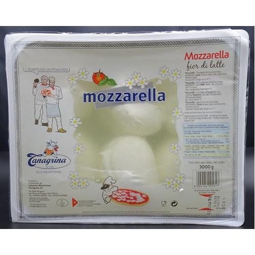 MOZZARELLA FDL PAPIR 500GX6PK TANAGRINA