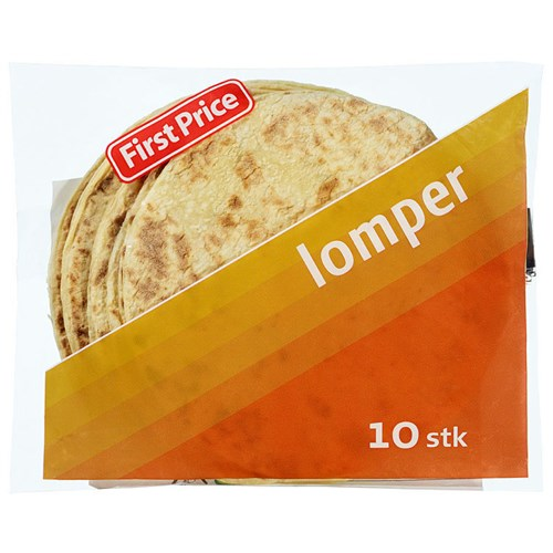 LOMPER 10STK X16PK FIRST PRICE