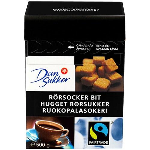 SUKKERBITER RÅ 500GX10PK UNIL