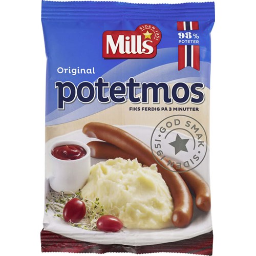 POTETMOS VANLIG 90GX36POS MILLS