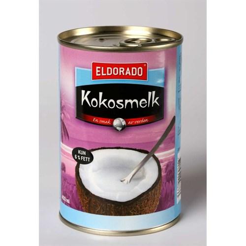 KOKOSMELK LETT 400MLX12STK ELDORADO
