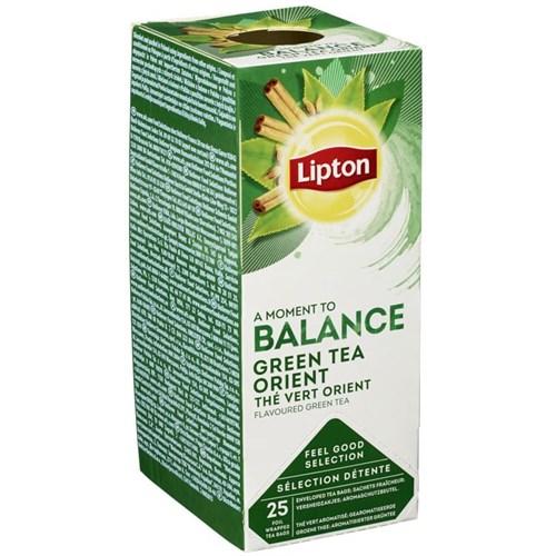 TE LIPTON GREEN ORIENT 25POSX6PK