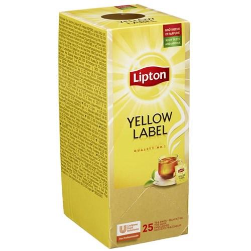 TE LIPTON YELLOW LABEL 25POSX6PK