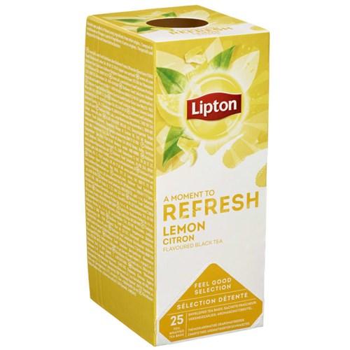 TE LIPTON LEMON 25POSX6PK