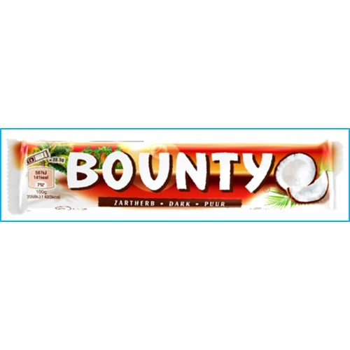 BOUNTY DARK 57GX24STK