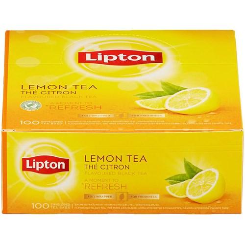 TE LEMON 100POSX12PK LIPTON