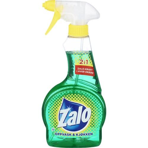 ZALO OPPVASKSPRAY 500MLX12FLS