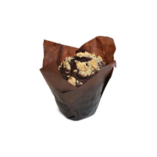 MUFFINS TULIP CHOCOLATE 115GX20STK