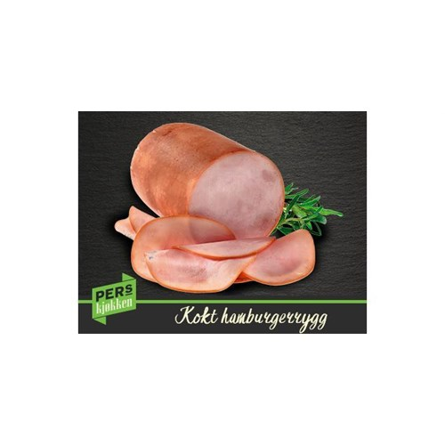 HAMB.RYGG KOKT/RØKT 200GX15PK PERS