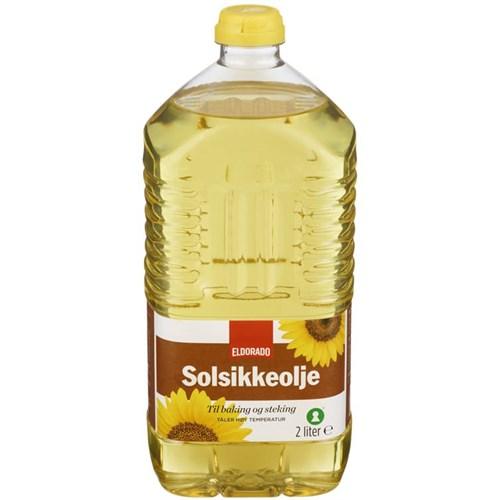 SOLSIKKEOLJE 2LX6FL ELDORADO