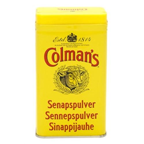 SENNEP TØRR COLMANS 100GX12STK  LORENTZ