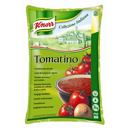 TOMATSAUSBASE TOMATINO 3LX4POS KNORR