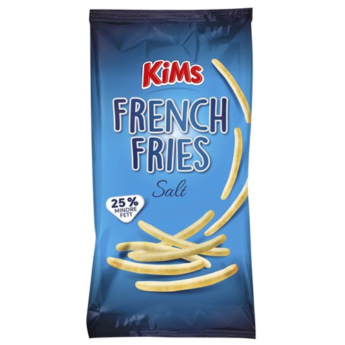FRENCH FRIES SALT 90GX25POS KIMS