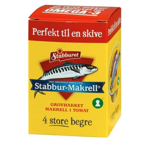 STABBUR-MAKRELL OMEGA3 4X40GX10PK STABBURET