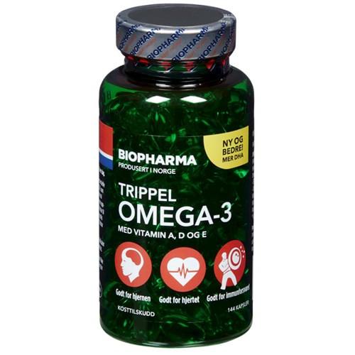 TRIPPEL OMEGA-3 188STKX6BX