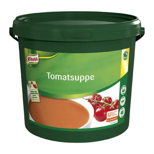 TOMATSUPPE PASTA 4KG KNORR