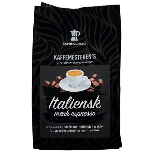 ITALIENSK ESPRESSO MØRK 200GX5POS KAFFEMESTER