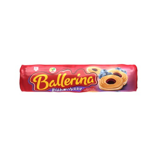 BALLERINA BLÅBÆR 190GX24PK SÆTRE