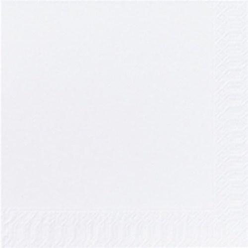 SERV. 2-LAGS HVIT 33X33CM 300STKX4PK DUNI