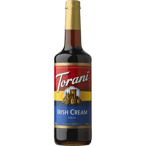 SIRUP IRISH CREAM TORANI 75CL