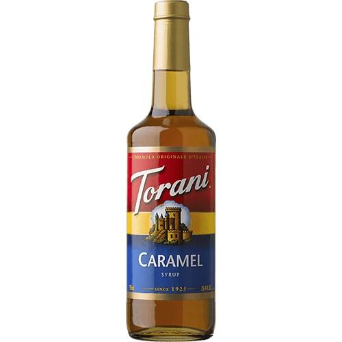 SIRUP CARAMELL TORANI 75CL