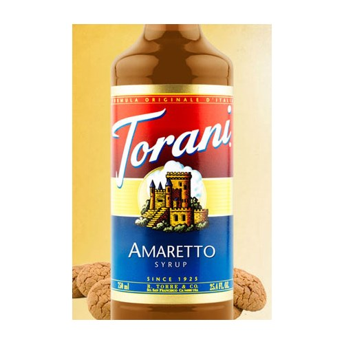 SIRUP AMARETTO TORANI 75CL
