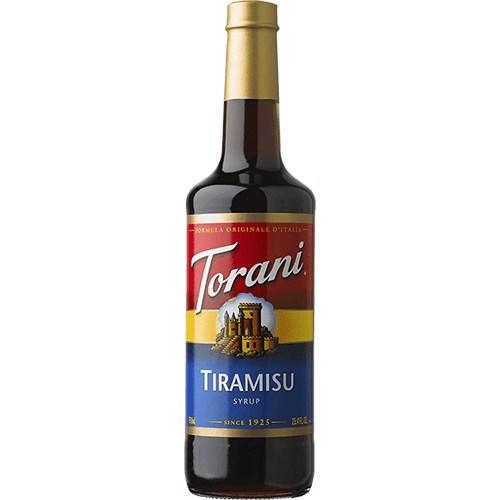 SIRUP TIRAMISU TORANI 75CL