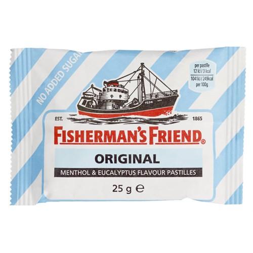 FISHERMANS FRIEND ORIGINAL BLUE 24POSX25G