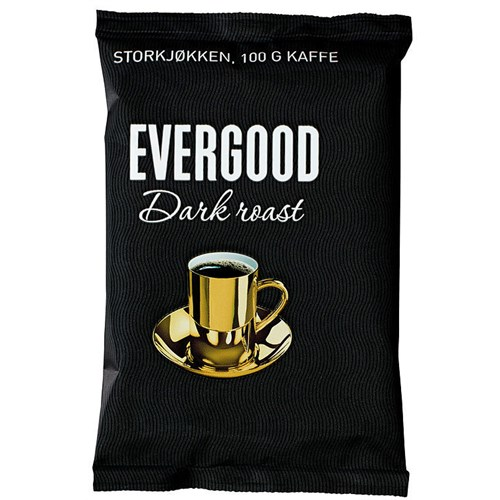 EVERGOOD FINMALT 100GX45POS DARK ROAST