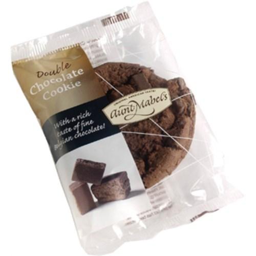 CHOCOLATE COOKIES DOUBLE MILK CHOCOLATE 55GX20POS