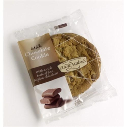 CHOCOLATE COOKIES MILK CHOCOLATE 55GX20POS
