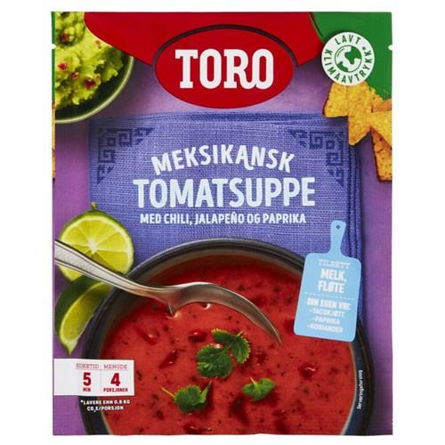 TOMATSUPPE MEKSIKANSK 106GX16POS TORO