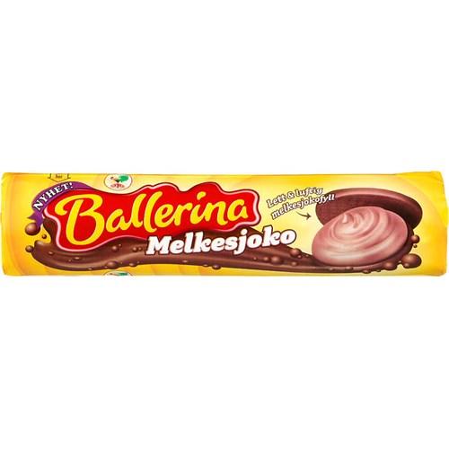 BALLERINA KJEKS MELKESJOKO 185GX24RL SÆTRE