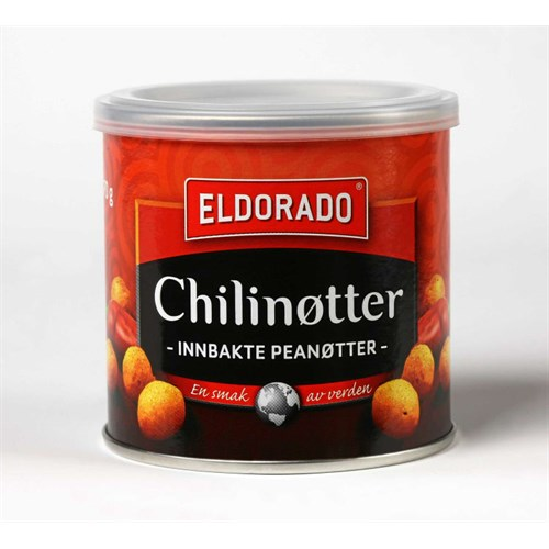 CHILINØTTER 70GX16STK ELDORADO