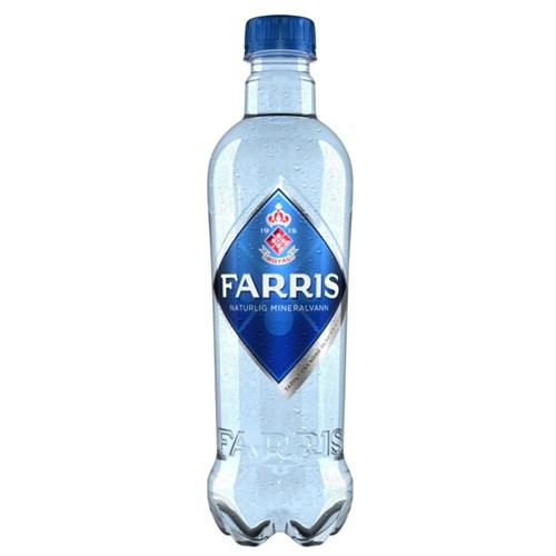 FARRIS NATURELL 0,5LX24FLS RINGNES