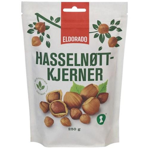 HASSELNØTTKJERNER 250GX16POS