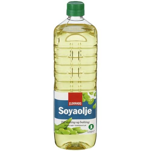 SOYAOLJE 15X1L ELDORADO