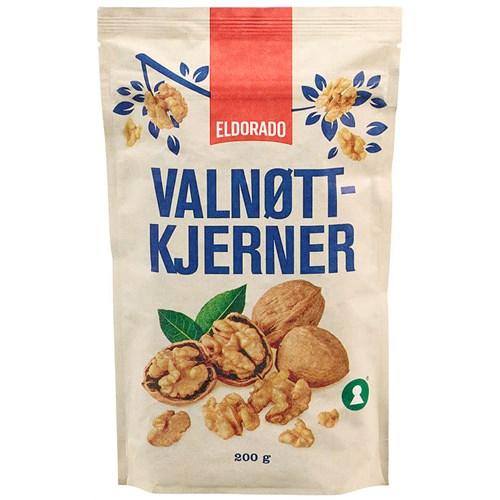 VALNØTTKJERNER 200GX14STK UNIL