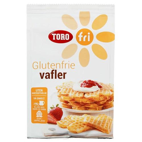 VAFLER GLUTENFRI 246GX8POS TORO