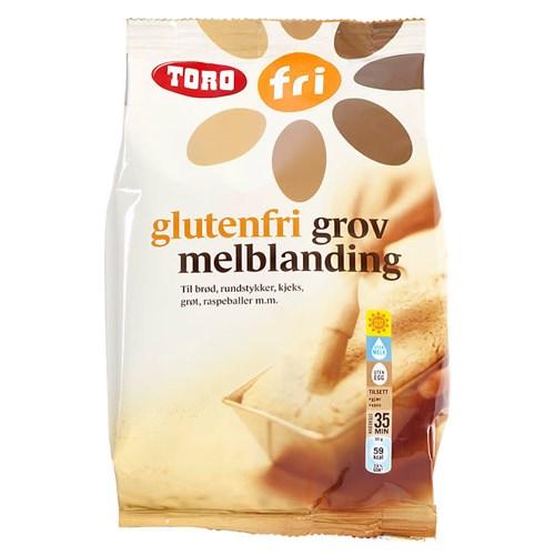 MELBLANDING GROV GLUTENFRI 415GX5POS ORKLA