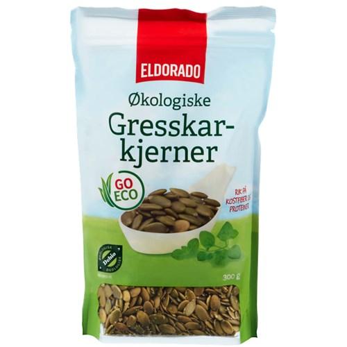 GRESSKARKJERNER ØKOLOGISK 300GX10POS ELDORADO